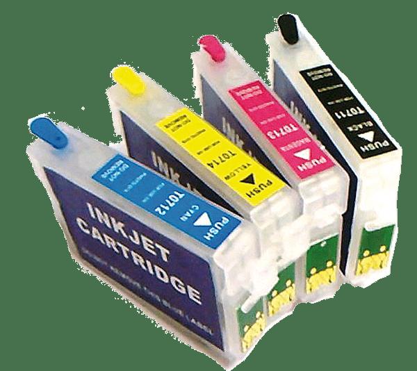 Epson Druckerpatronen T0711