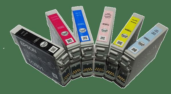 Druckerpatronen Nachfüllen Epson